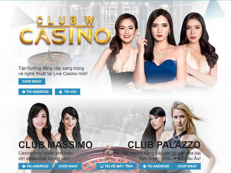 Giới thiệu về nhà cái casino w88