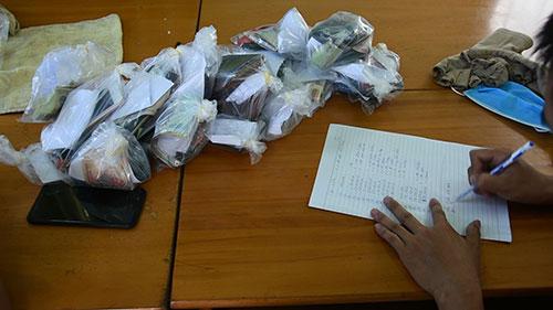 Bình Thuận: Phá sới bạc quy mô lớn tại xã Tiến Lợi - Phan Thiết