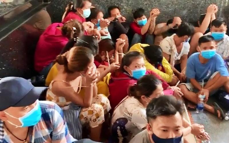 Đắk Lắk: Đột kích 'sới' bạc 'khủng', nghi sử dụng công nghệ cao