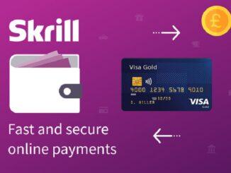 Hướng dẫn người chơi nạp tiền vào ví điện tử Skrill đơn giản, dễ dàng