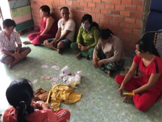 Tây Ninh: Đánh sập tụ điểm đánh bạc tại xã Trường Hòa