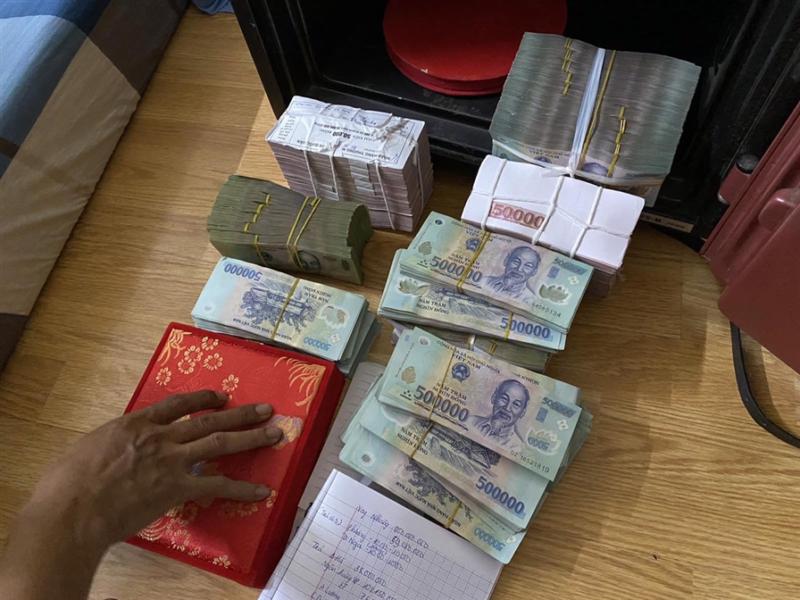 Xóa đường dây đánh bạc trên mạng Internet tại TP. Đà Nẵng, tỉnh Gia Lai