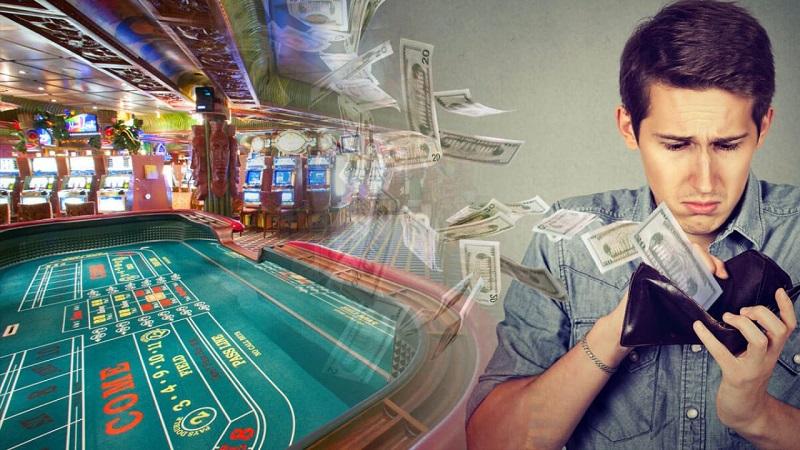 Nguyên nhân một số người thua bài bạc lại phấn khích?