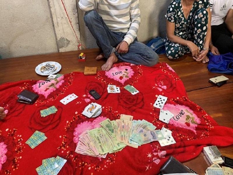 Đăk Lăk: Đánh sập 02 tụ điểm đánh bạc tại xã Ea H'leo, huyện Ea H'leo