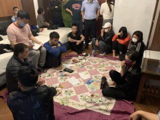 Quảng Ninh: Đánh sập tụ điểm đánh bạc quy mô lớn