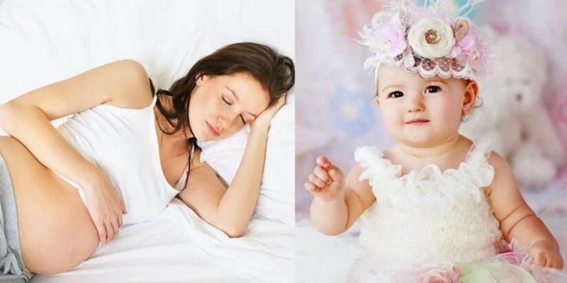 Có bầu nằm mơ thấy bé gái đánh đề số gì? Giải mã giấc mơ