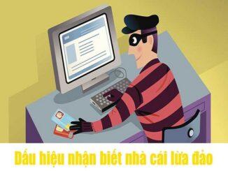 Lô đề online lừa đảo và dấu hiệu nhận biết không thể bỏ qua