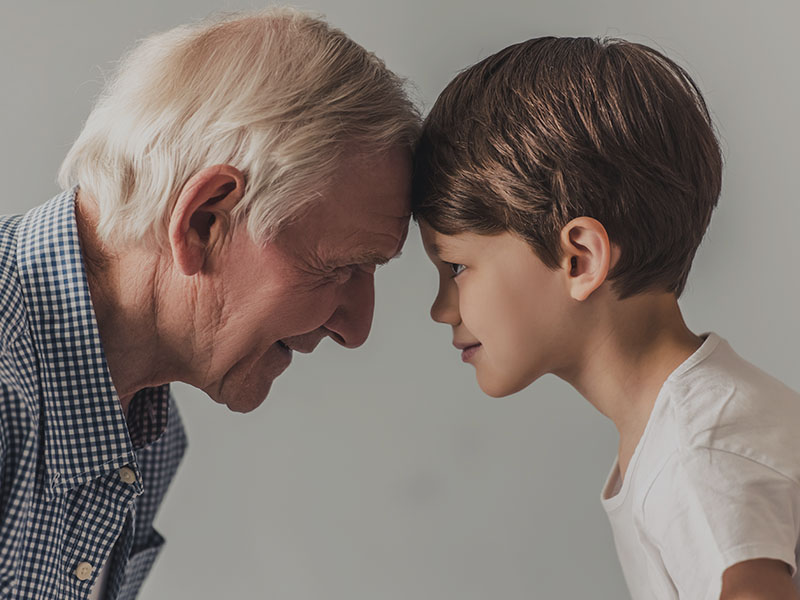 Nằm mơ thấy ông nội đánh con gì? Ông nội là số mấy?